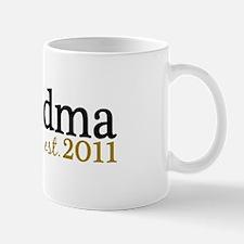 New Grandma Est 2011 Mug