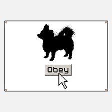 Chihuahua Longhaired Banner
