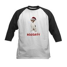 Naughty Jack Russell Terrier Tee