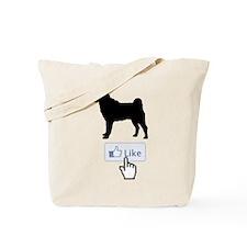 Chinese Shar-Pei Tote Bag