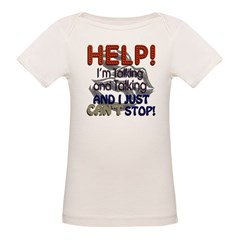 I Can't Stop Talking Tee