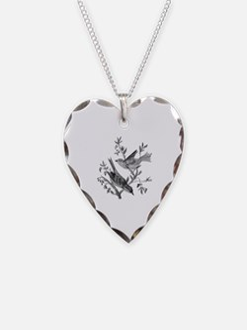 Unique Amd Necklace