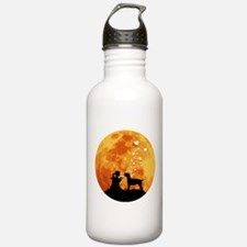 Cane Corso Water Bottle