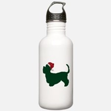 Dandie Dinmont Terrier Sports Water Bottle
