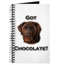 Got Chocolate? Journal