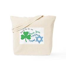Proud Irish Jew Tote Bag