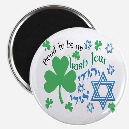 Proud Irish Jew Magnet
