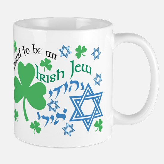 Proud Irish Jew Mug