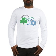 Proud Irish Jew Long Sleeve T-Shirt