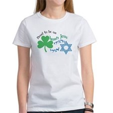 Proud Irish Jew Tee
