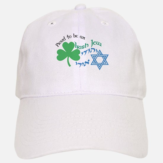 Proud Irish Jew Baseball Baseball Cap