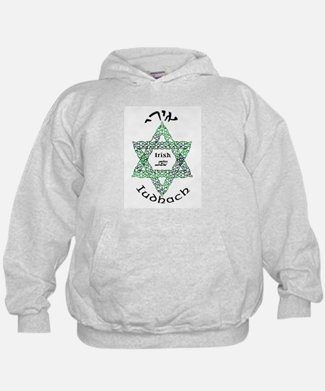 Irish Jew (Hebrew) Hoodie
