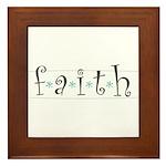 Faith Framed Tile