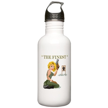 PD's Finest Stainless Water Bottle 1.0L