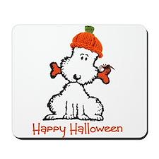 Dog Halloween Mousepad