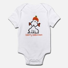 Dog Halloween Infant Bodysuit