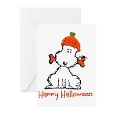 Dog Halloween Greeting Cards (Pk of 20)