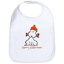 Dog Halloween Bib