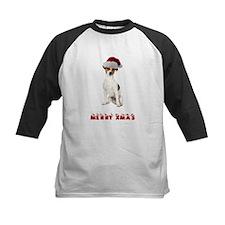 Xmas Jack Russell Terrier Tee
