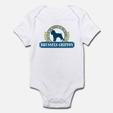 Brussels Griffon Infant Bodysuit