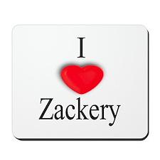 Zackery Mousepad