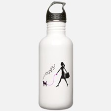Chihuahua Smoothcoated Sports Water Bottle