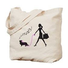Cardigan Welsh Corgi Tote Bag