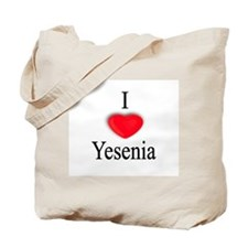Yesenia Tote Bag