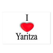 Yaritza Postcards (Package of 8)