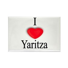Yaritza Rectangle Magnet