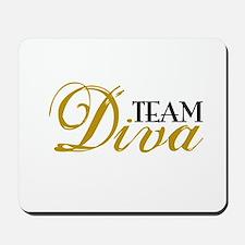 Team Diva Mousepad