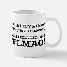 Sarah Palin Reality Show Mug