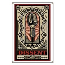 Dissent Banner