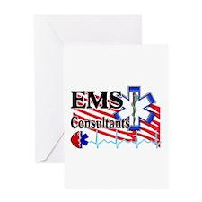 EMC Consultants Greeting Card