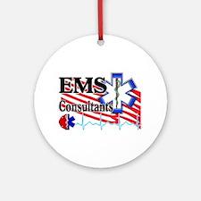 EMC Consultants Ornament (Round)