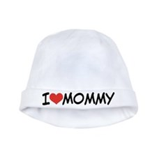 I Heart Mommy Baby Love Beanie Hat