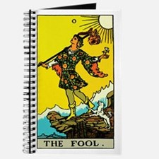 The Fool Tarot Card Journal