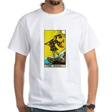 The Fool Tarot Card Shirt
