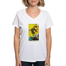 The Fool Tarot Card Shirt
