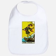 The Fool Tarot Card Bib