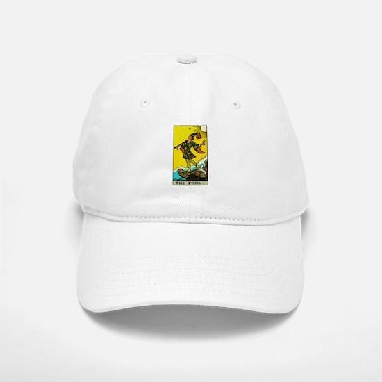 The Fool Tarot Card Baseball Baseball Cap