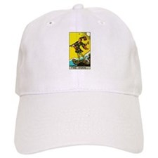 The Fool Tarot Card Baseball Cap