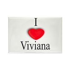 Viviana Rectangle Magnet