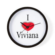 Viviana Wall Clock