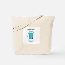 Funny Plastic Tote Bag