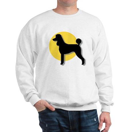 """""""Spotlight on Poodle"""" Sweatshirt"""