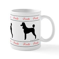 """Poodles "" Mug"