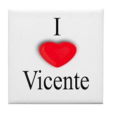 Vicente Tile Coaster