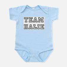 Team Halie Infant Creeper