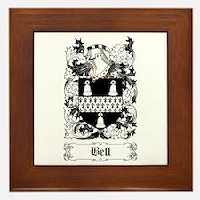 Bell [English] Framed Tile